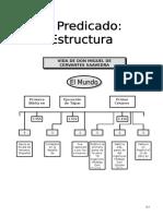 IV BIM- 1er. Año - LEN - Guía 6 - El Predicado. Estructura