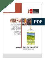 MINERIA SUBTERRANEA Y SUPERFICIAL EN EL PERU.pdf