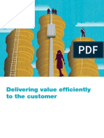 Delivering Value Efficiently to the Customer Introduction