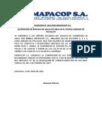 Comunicado 014 2013
