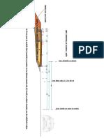 Sección Transversal Cicloruta Chinú