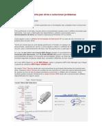 Formatação de Pendrive Em Ntfs