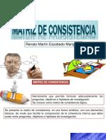 3. Matriz Consistencia