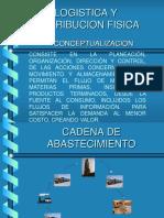 1 Lectura - Sistema Logistico de La Empresa