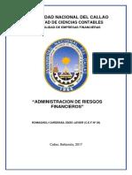 Indice - Administracion de Riesgos C.E.F (39)