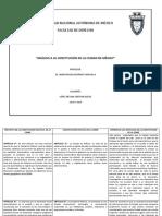 Análisis de La Constitución Política de La Cdmx