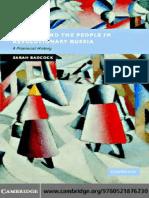 (New Studies in European History) Sarah Badcock-Politics and people revolutionary russia-Cambridge University Press (2007).pdf