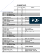Plan de Estudio Escuela Civil 2014