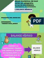 Balancehidrico Niños Actual