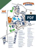 Campus Map Printable
