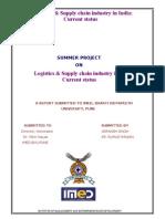 Nisha Summer Project Report