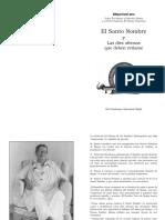 El Santo Nombre - Sri Chaitanya Saraswat Math.pdf