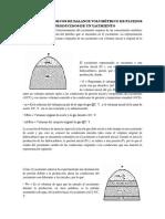 Conceptos Basicos de Balance Volumetrico de Fluidos Producidos de Un Yacimiento