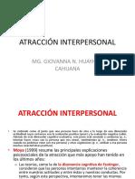 Atracción Interpersonal Imp