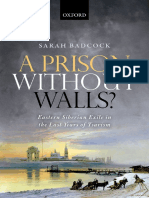 Sarah Badcock-A Prison Without Walls_ Eastern Siberian Exile in the Last Years of Tsarism-Oxford University Press (2017)