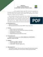 Proposal Buka Bersama Alumni Smpn 1 Binamu