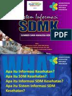 Materi SISDMK
