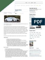Audi Remote Key is Inoperative - Automotive Service Professional