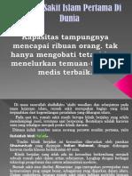 bahan 1 Rumah sakit islam  pertama.pptx