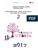 TUTORIA 2do 2017