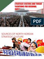 North Korea_s Strategic Culture and Threat Perception