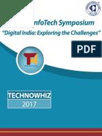 TechByte2017 - 14th Annual IT Symposium