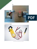 HVAC Technician - Tools