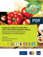 Organic Agriculture Post 2015 Development Goals