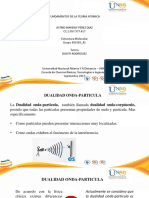 Presentacion Dualidad Onda-particula Astrid Perez