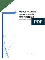 4. Modul Training_Gawat Darurat (Emergency)