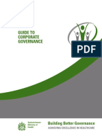 Corporate Governance Toolkit