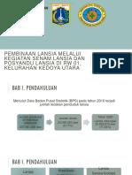 Presentasi Mini Project