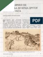 Kolevka srpske industrije