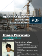 1. Introduction to Structural Analysis