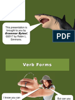 verbforms.ppt