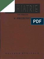 Vasile Predescu Psihiatrie Vol 1