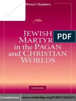 Shepkaru, S. Jewish Martyrs in the Pagan and Christian Worlds.pdf
