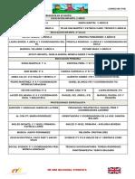 Informacion Normas Del Centro Para Familias 2017