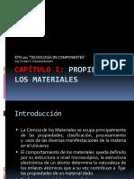 Capapítulo i Propiedad de Los Materiales