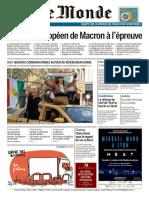 Le Monde & 3 Supplémen_ Du Mercredi 27 Septembre 2017