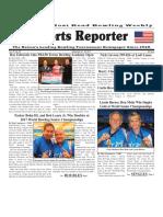 September 20 - 26, 2017  Sports Reporter