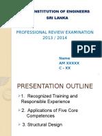 IESL PR Presentation