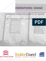 Executive Summary - Vange New Generations Insights