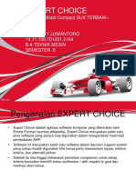 Expert Choice Compact Suv Ogy Risky 14.11.2164