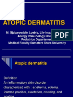 2. Atopic Dermatitis