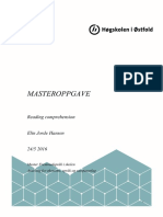 16-00400-21 Masteravhandling - Reading Comprehension, Elin Jorde Hansen.docx 267995_1_1