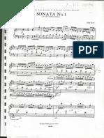 Sonata Parry
