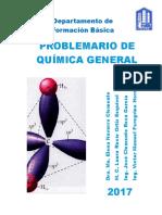 Problemario Química General 2018-1