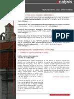 Analysis APDI Fev 2012