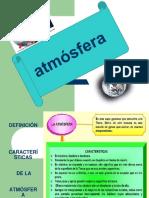 3. La Atomsfera e Hidrosfera